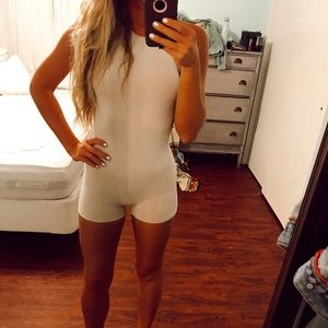 Free People Movement Glow Romper